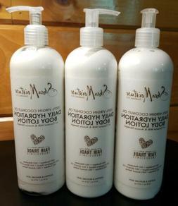 Shea Moisture 100 Virgin Coconut Oil Daily Hydration Body Lo