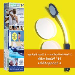 """14"""" Body-Reach+ Lotion Applicator with  SpongeAbles"""