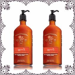 Bath & Body Works Aromatherapy ENERGY - ORANGE & GINGER Bod