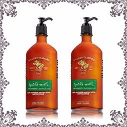 Bath & Body Works Aromatherapy Stress Relief EUCALYPTUS & S