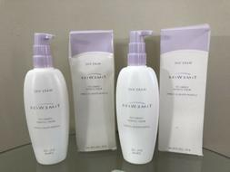 2 NEW Mary Kay VISIBLY FIT Body Lotion TIMEWISE 8 Oz IN BOX