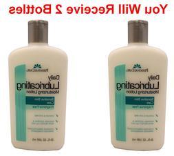 2-Pack Moisturizing Body Lotion Lubricant Fragrance Free Sen