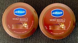 2-pk) Vaseline Moisture Cocoa Radiant Body Cream 2.53 fl oz