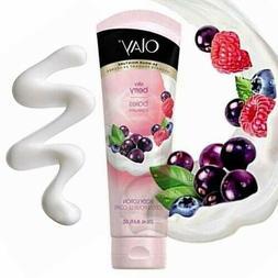 OLAY 24 Hour Moisture Silky Berry Body Lotion 8.4oz