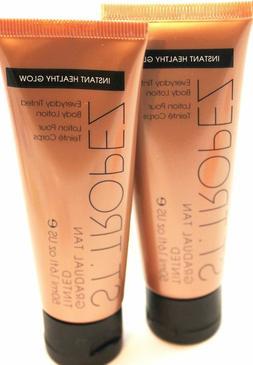 2X St. Tropez Tanning Essentials Gradual Tan Everyday Tinted