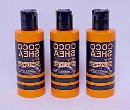 3 Bath & Body Works Coco Shea Honey Seriously Soft Body Loti