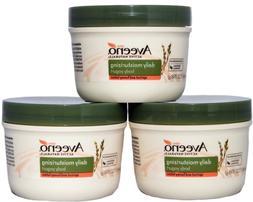 3 Aveeno Active Naturals Daily Moisturizing Body Yogurt Apri