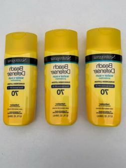 Neutrogena Beach Defense Sunscreen Body Lotion Broad Spectru