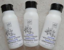 3 Sb Body Lotion With Argan Oil: Paraben Free Phthalate Free