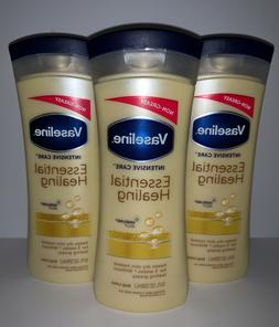 3 Vaseline Non Greasy Intensive Care Essential Healing Jelly