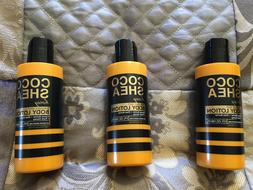 3 x Bath & and Body Works Seriously Soft Coco Shea Honey Bod