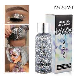 35g Fashion Mermaid Face <font><b>Body</b></font> Sequins <f