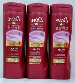 3pcs nourishing body care lotion pro age
