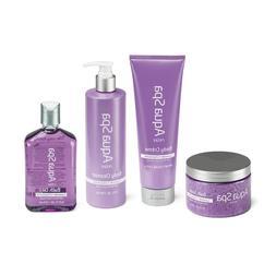 4pc Gift Set, Bath Salt, Body Lotion, Body Wash and Bath Oil
