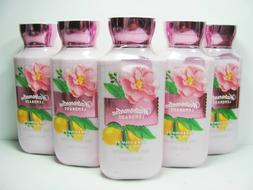 5 X WATERMELON LEMONADE Body Lotion Bath & Body Works LOT SE