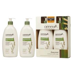 Aveeno Active Naturals Daily Moisturizing Lotion, NEW 2 pack