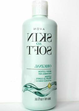 Avon SSS Skin So Soft Original Moisturizing Body Lotion Jojo
