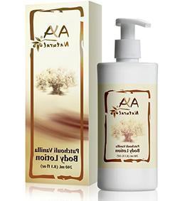 Aya Natural Body Lotion for Dry Skin - Natural Vegan Moistur