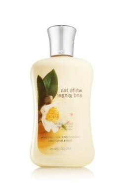 Bath & Body Works White Tea And Ginger Body Lotion Pleasures