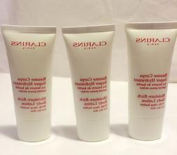 Clarins Moisture-Rich Body Lotion With Shea Butter New 90ml