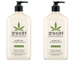 Hempz Age Defying Herbal Body Moisturizer 17 fl oz