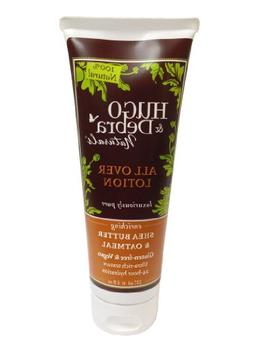 Hugo Naturals All Over Lotion, Shea Butter and Oatmeal, 8 Ou
