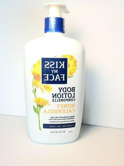 Kiss My Face Moisturizer for Extra Dry Skin with Honey and C