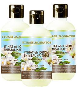 MONOI de TAHITI TAHITIAN JASMINE OIL 100 % Natural / 100% PU