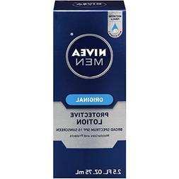 NIVEA FOR MEN Original, Protective Lotion SPF 15 2.50 oz