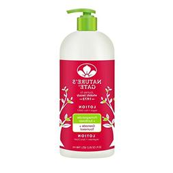 Nature's Gate Moisturizing Lotion, Pomegranate & Sunflower,