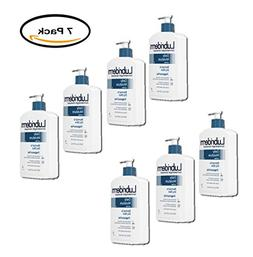 PACK OF 7 - Lubriderm Daily Moisture Lotion, Fragrance-Free,