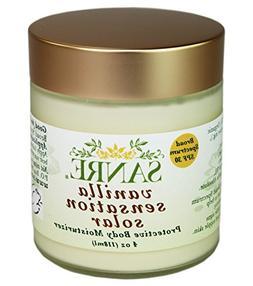 SanRe Organic Skinfood - Vanilla Sensation - Protective Body