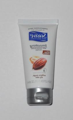 Suave Smoothing Body Lotion with Cocoa Butter & Shea 2 fl oz