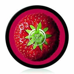 The Body Shop Strawberry Body Butter, Softening Body Moistur