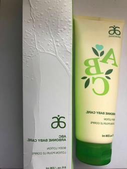Arbonne ABC Baby Care Baby Body Lotion 8oz/236ml New in Box