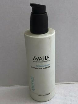 Ahava Active Deadsea Minerals Water 8.5oz Mineral Body Lotio