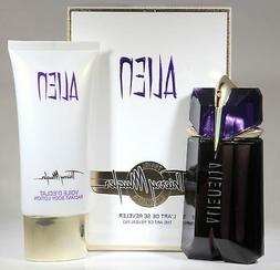 Alien by Thierry Mugler 2Pcs Gift Set 2.0 oz EDP+3.4oz Body