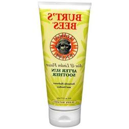 Burt's Bees Aloe & Linden Flower After Sun Soother 6 oz