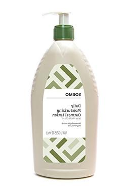 Amazon Brand - Solimo Daily Moisturizing Oatmeal Lotion, Fra