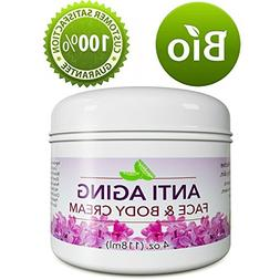 Natural Anti Aging Cream for Face and Neck – Daily Facial