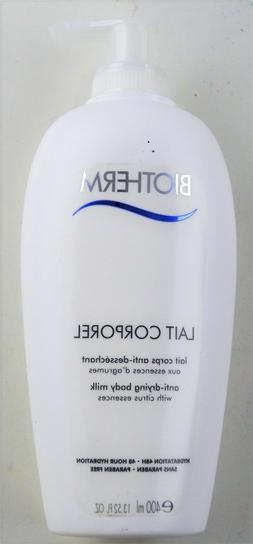 Biotherm Anti-Drying Body Milk Skin Care for Unisex, 13.52 O