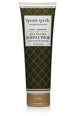 Deep Steep Argan Oil Body Lotion, 8 Ounce