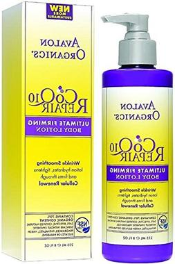 Avalon Organics - Ultimate Firming Body Lotion Coenzyme Q10