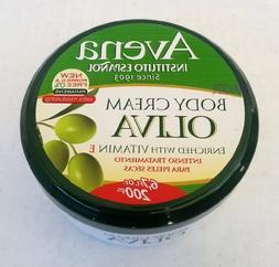 Avena Oliva Body Cream With Vitamin E.. Extra Moisturizing.