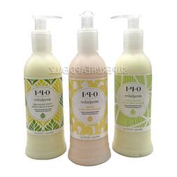 OPI Avojuice Skin Quenchers Hand & Body Lotion 8.5 oz lemon