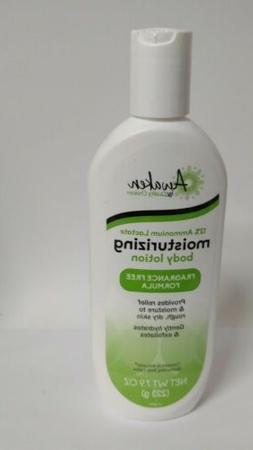 Awaken 12% Ammonium Lactate Moisturizing Body Lotion, Fragra