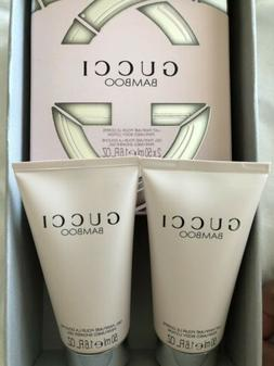 Gucci Bamboo 2-pc set: Perfumed Body Lotion and Shower Gel 2