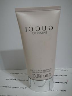 GUCCI BAMBOO Perfumed Body Lotion - 1.6 oz / 50 ML Travel Si