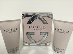 Gucci Bamboo Perfumed Body Lotion Shower Gel Set by Gucci 1.