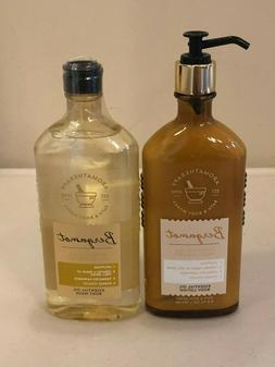 Bath & Body Works AROMATHERAPY Bergamot Body Lotion Body Was